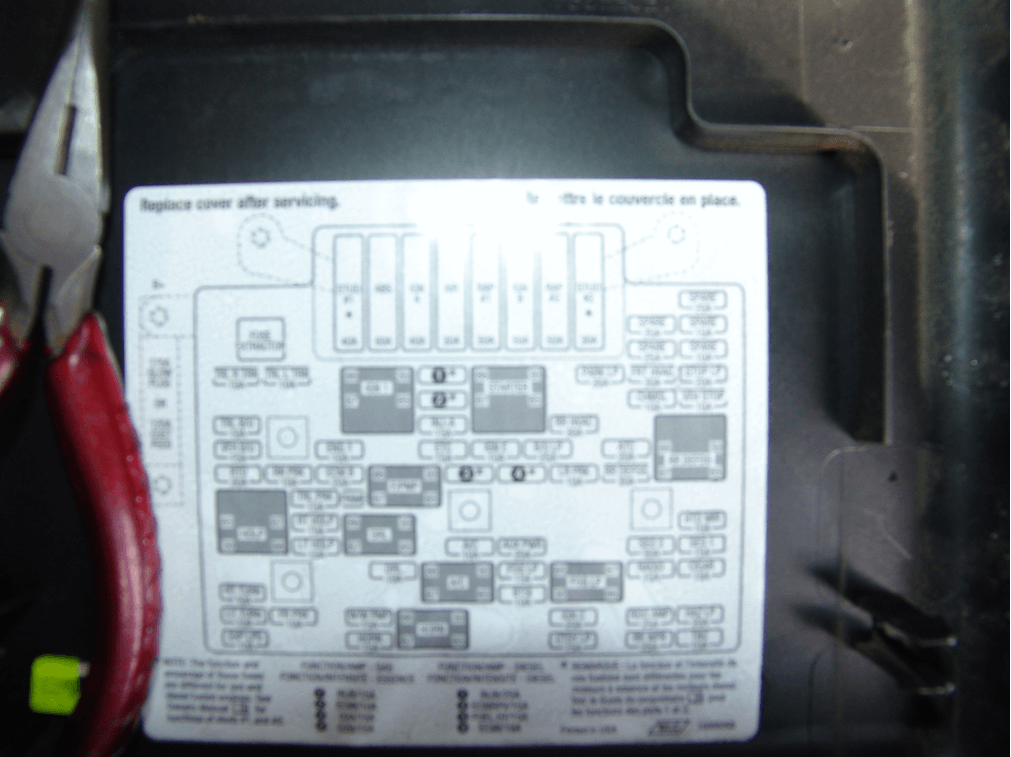 2006 chevy silverado fuse box diagram 2006 image sparky s answers 2001 chevrolet silverado no stoplights on 2006 chevy silverado fuse box diagram