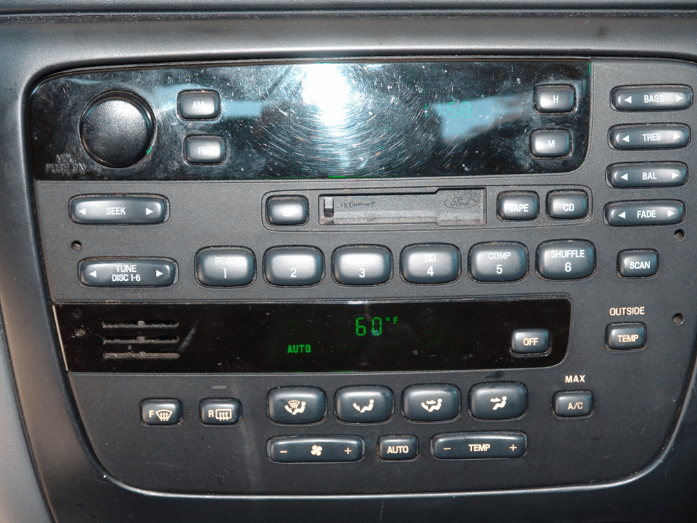 Air Conditioning Vents >> Sparky's Answers - 2000 Ford Taurus, A/C Not Cold