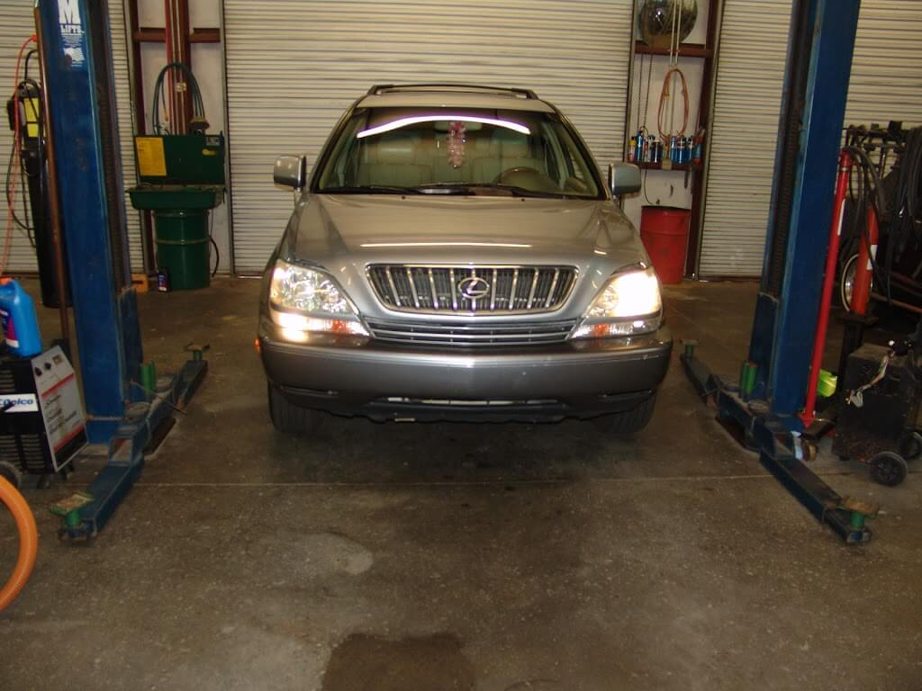 Sparky s Answers 2002 Lexus RX300 Passenger Low Beam
