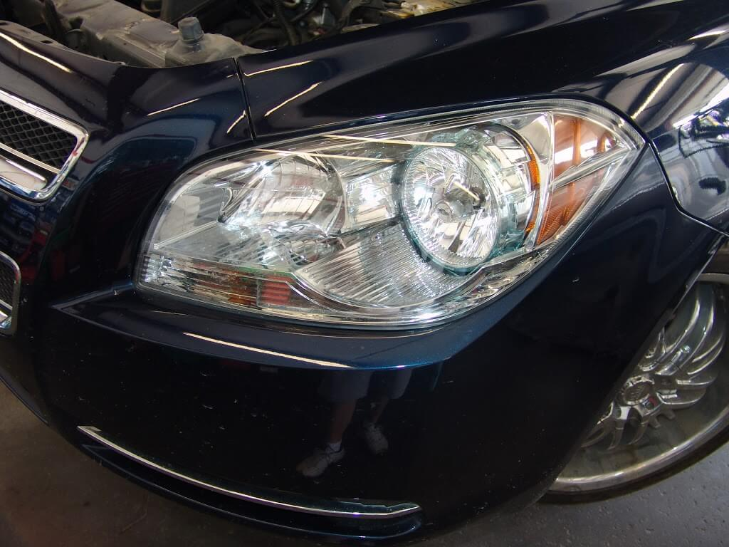 Sparky S Answers 2011 Chevrolet Malibu Low Beam