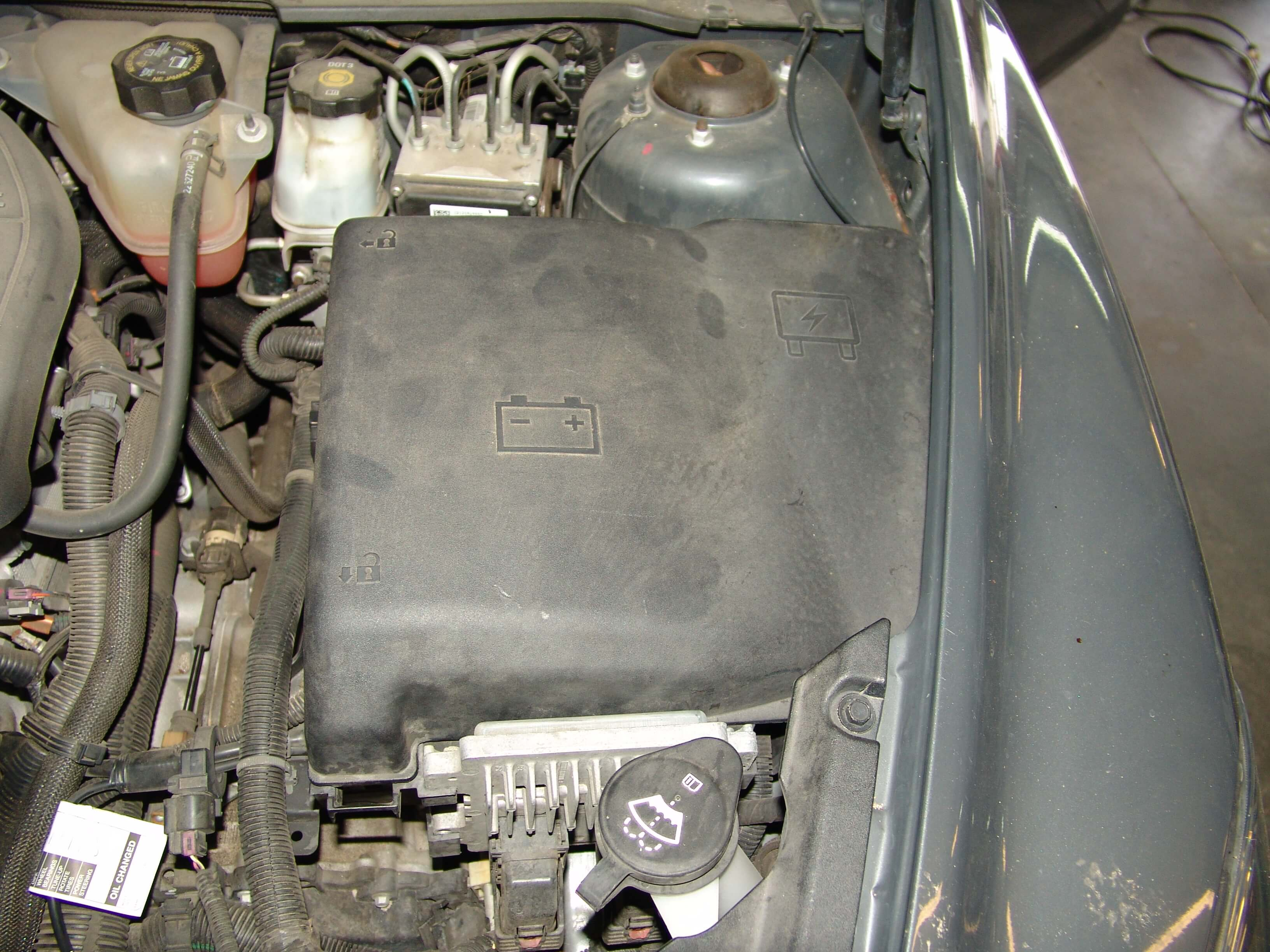 2009 Chevrolet Malibu A  C Controls Inop