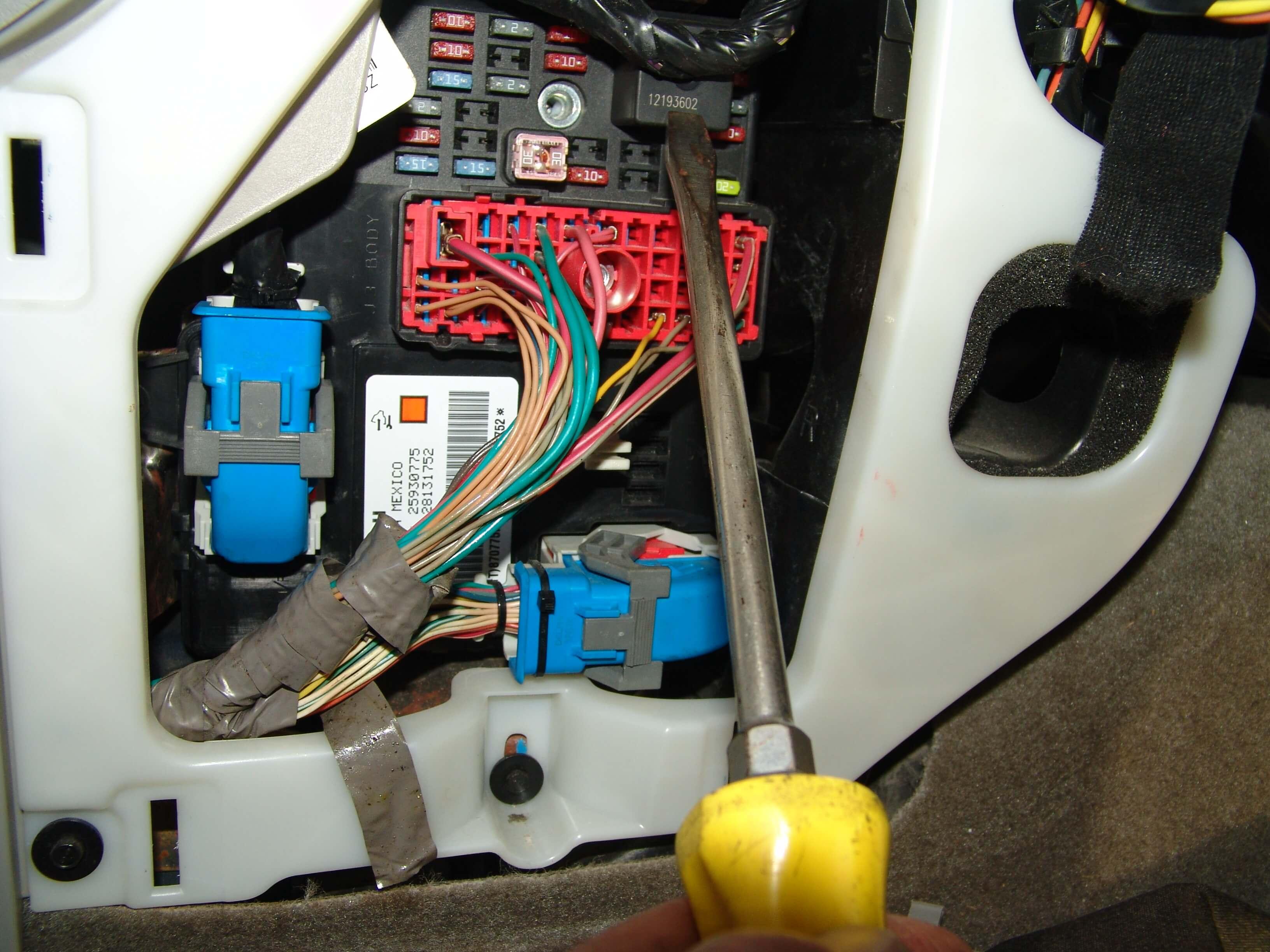 sparkys answers 2008 chevrolet cobalt  blower inop cobalt blower inoperable 2008 yaris fuse box