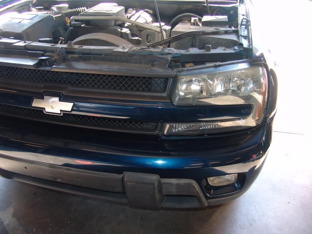 Sparky S Answers 2004 Chevrolet Trailblazer Changing