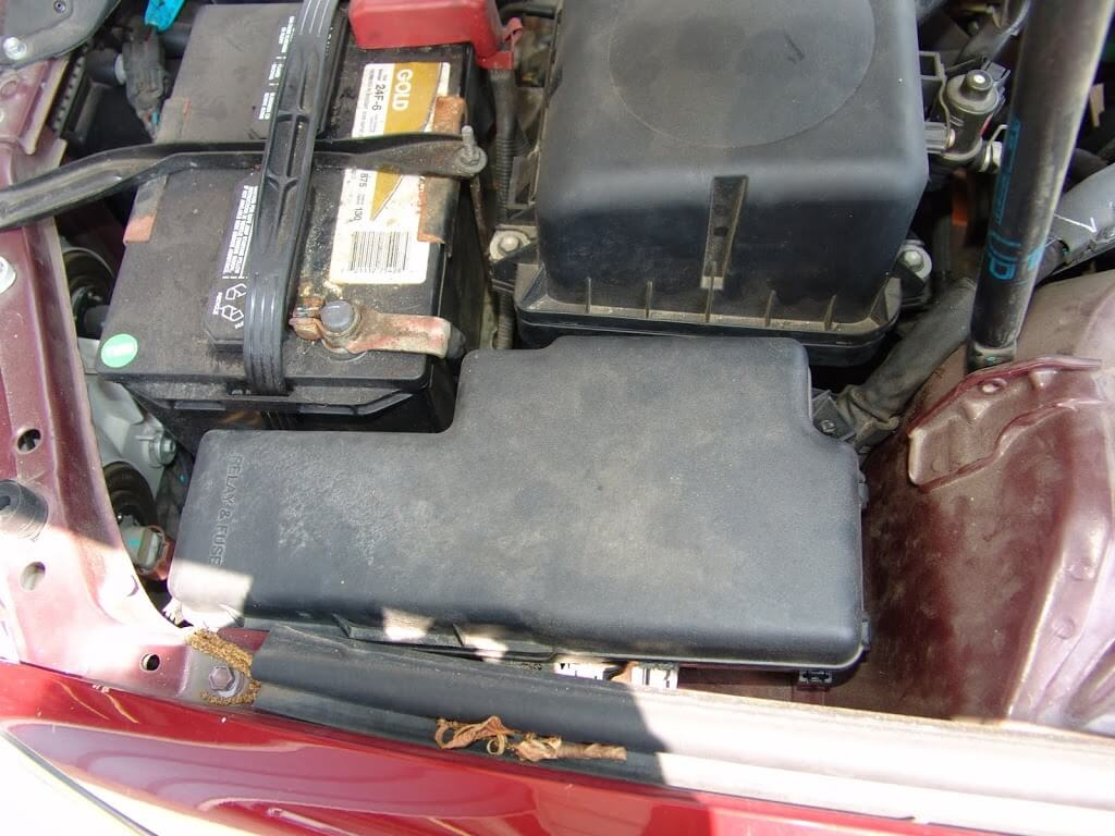 Honda Air Compressor >> Sparky's Answers - 2003 Toyota Camry, A/C Stops Blowing ...