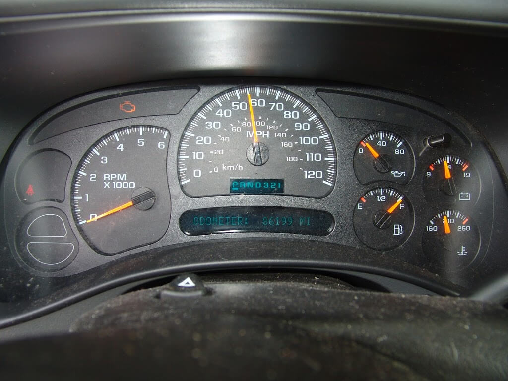 Suzuki Tachometer Sticks At