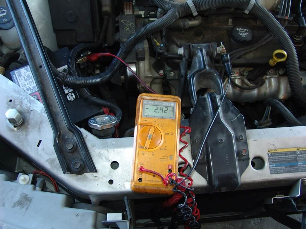 Dsc on Bmw 5 Series Battery